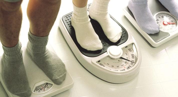 ¿Cuántas calorías equivalen a un kilo más de peso corporal?