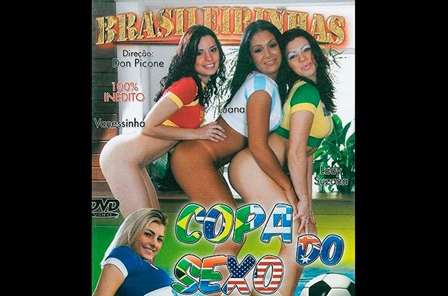 Copa Do Sexo: La película porno del Mundial Brasil 2014