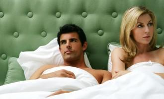 Los 10 miedos sexuales de los hombres