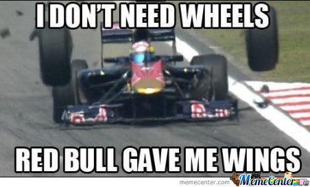 en el pit lane los mejores memes de la f1 caracteres