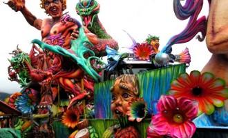 ¡Vamos al carnaval!