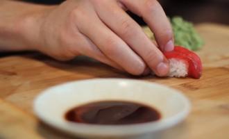 Aparentemente hemos comido el sushi en forma equivocada