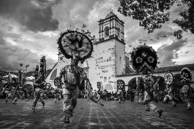 """Fotografía concursante en el """"El México de los mexicanos II"""""""