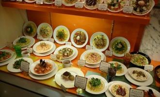 Museos de comida plástica