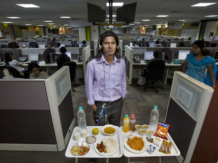 Shashi-Kanth-India-call-center-worker