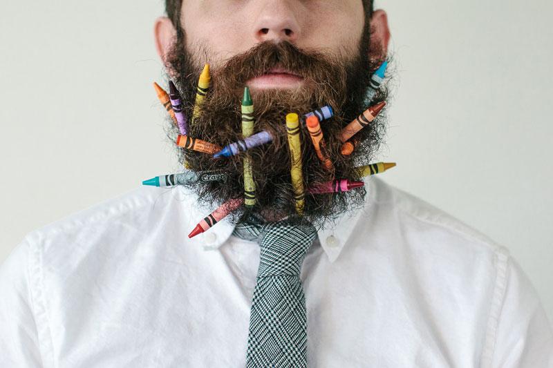 guy-sticks-random-things-in-his-beard-instagram-tumblr-8