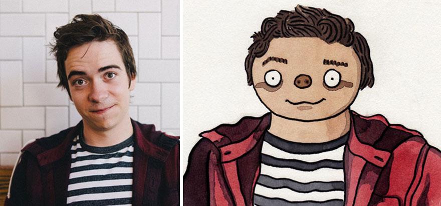 facebook-sloth-portraits-shitty-watercolour-7