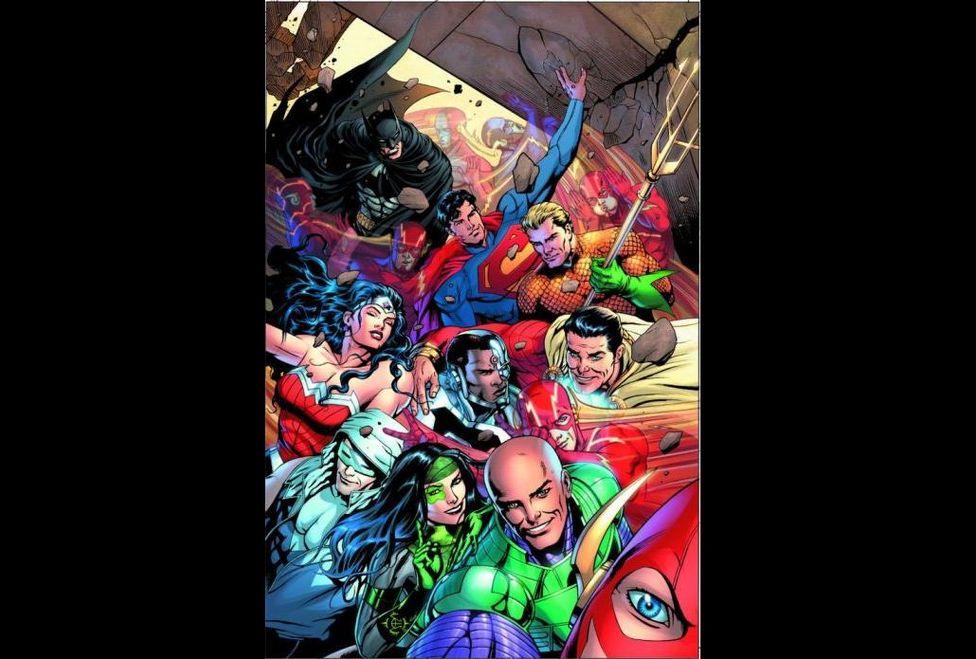 Superheroes_selfie-DC_Comics-Batman-Superman-Wonderwoman_MILIMA20140804_0123_3