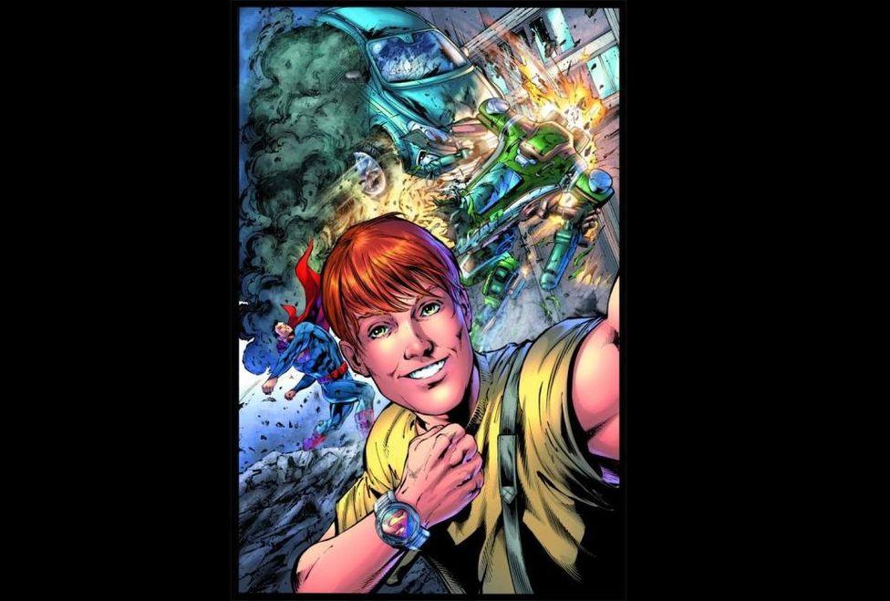 Superheroes_selfie-DC_Comics-Batman-Superman-Wonderwoman_MILIMA20140804_0125_3