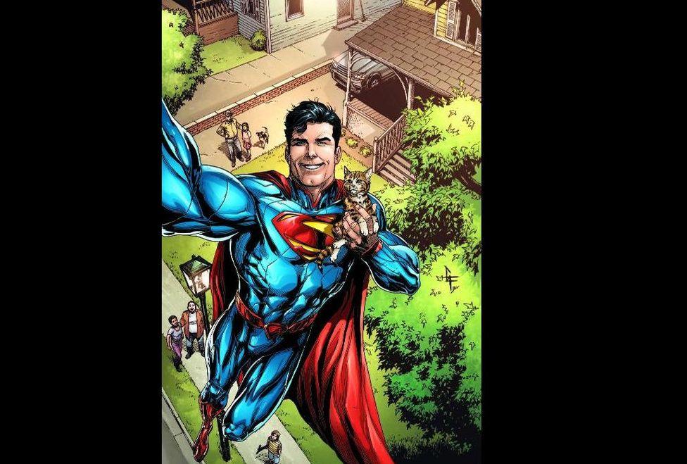 Superheroes_selfie-DC_Comics-Batman-Superman-Wonderwoman_MILIMA20140804_0126_3