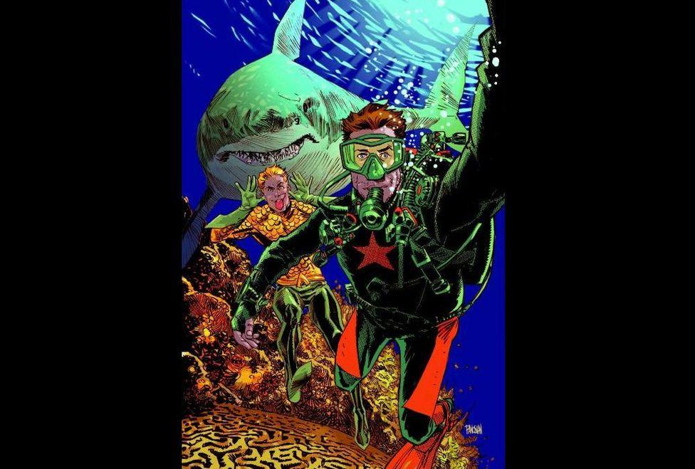 Superheroes_selfie-DC_Comics-Batman-Superman-Wonderwoman_MILIMA20140804_0127_3