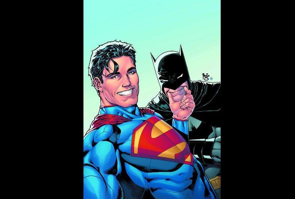 Superheroes_selfie-DC_Comics-Batman-Superman-Wonderwoman_MILIMA20140804_0135_3