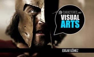 Visual arts: Edgar Gómez