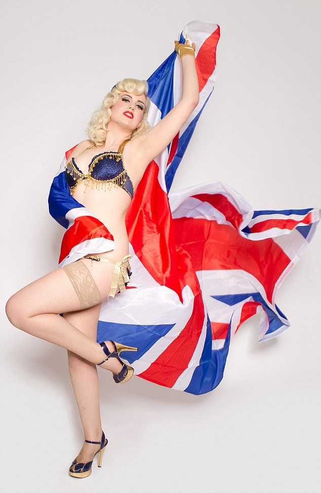 GIRL BULLIED AT SCHOOL FOR BEING 'FAT AND UGLY' IS NOW A TOP BRITISH PIN-UP MODEL