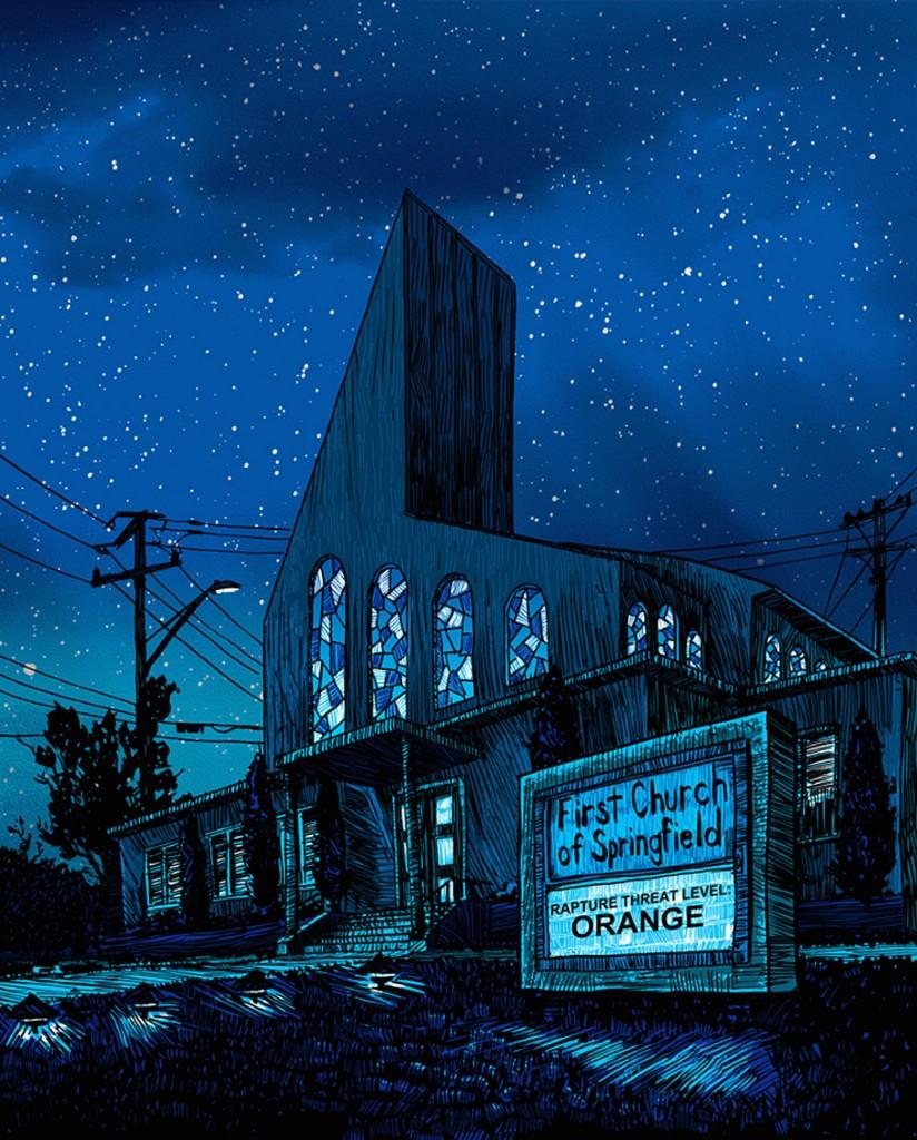 simpsons-springfield-night-illustrations-tim-doyle-3