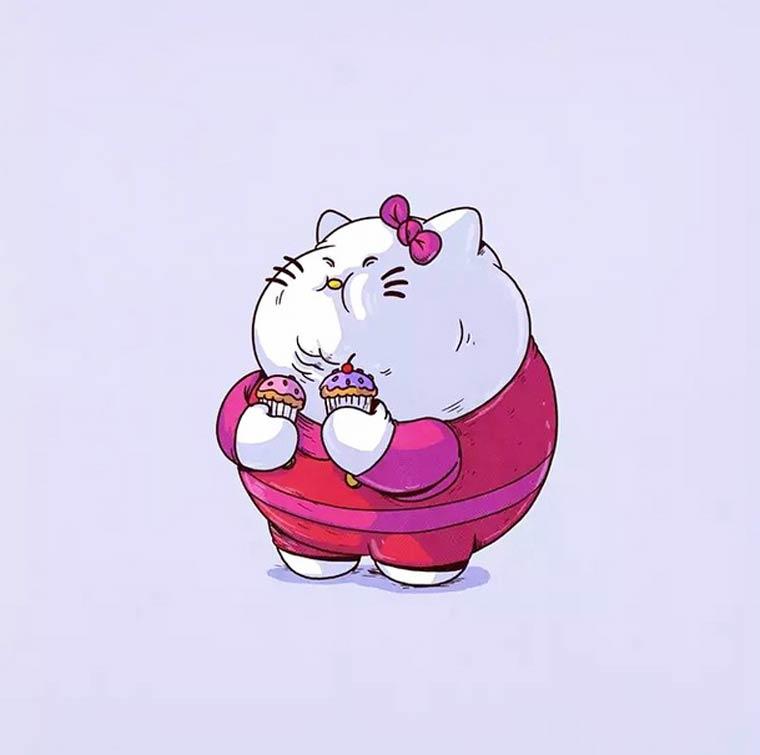 Fat-Pop-Culture-Alex-Solis-illustration-16
