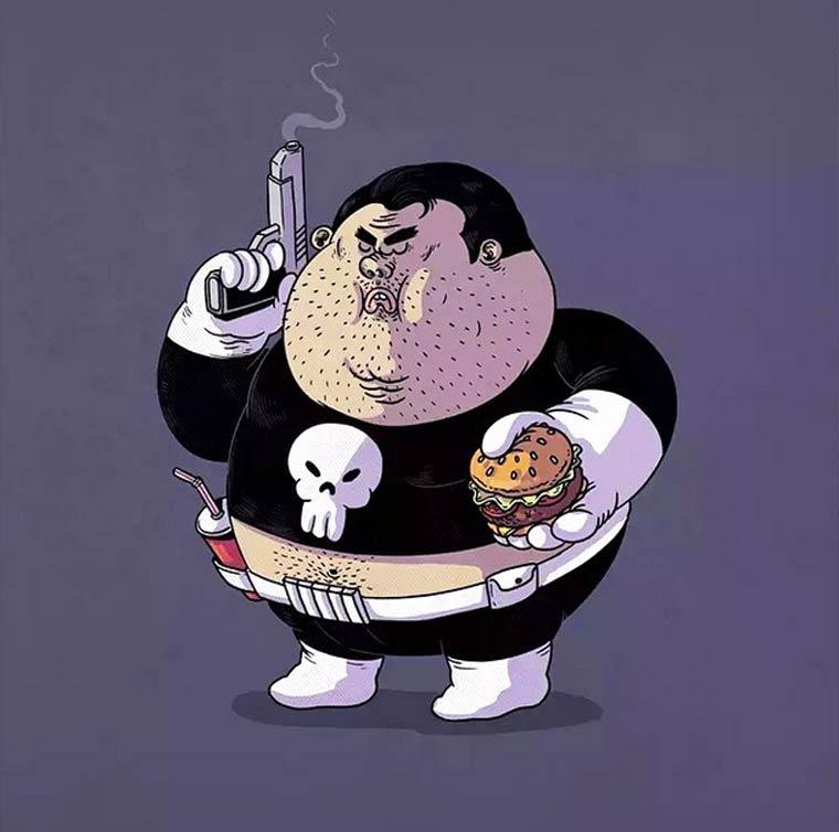 Fat-Pop-Culture-Alex-Solis-illustration-17