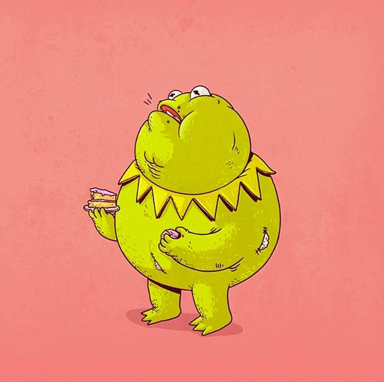 Fat-Pop-Culture-Alex-Solis-illustration-19