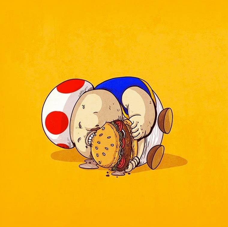 Fat-Pop-Culture-Alex-Solis-illustration-7