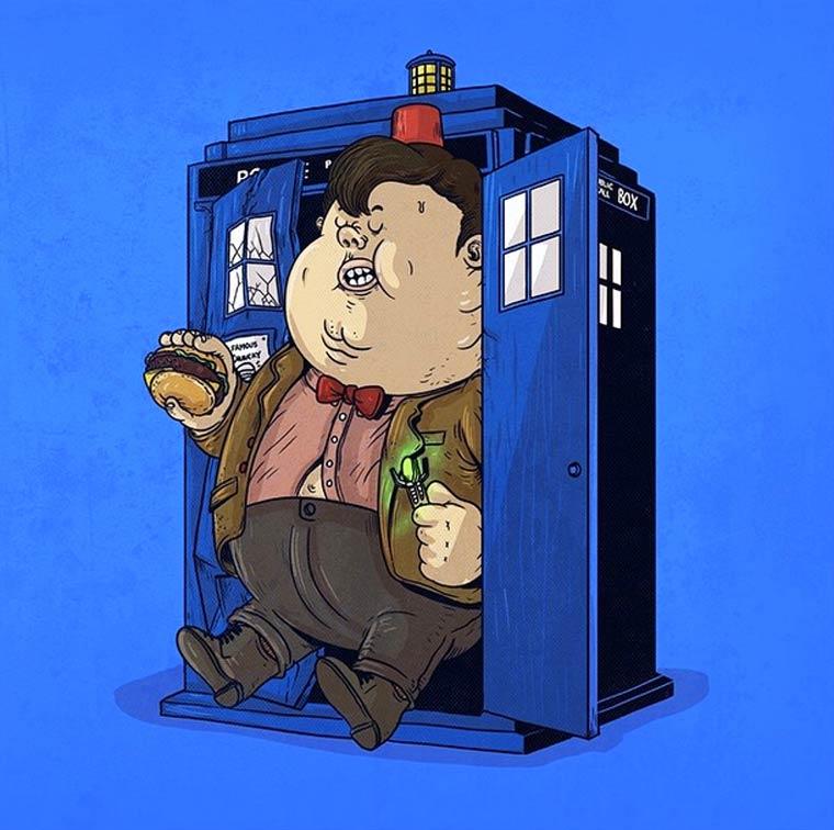 Fat-Pop-Culture-Alex-Solis-illustration-8