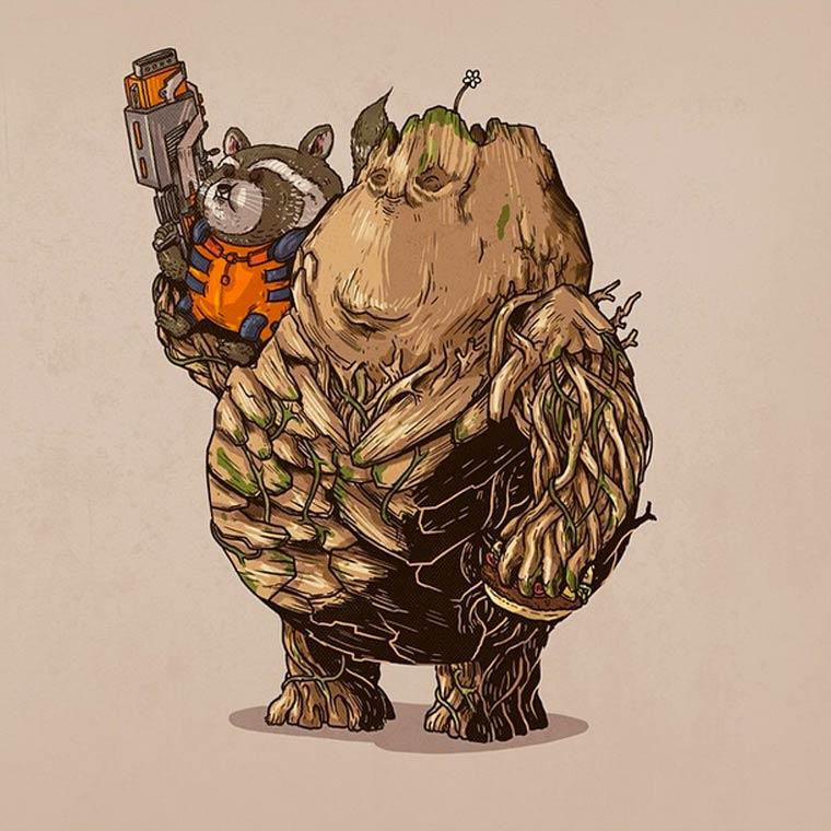 Fat-Pop-Culture-Alex-Solis-illustration-9