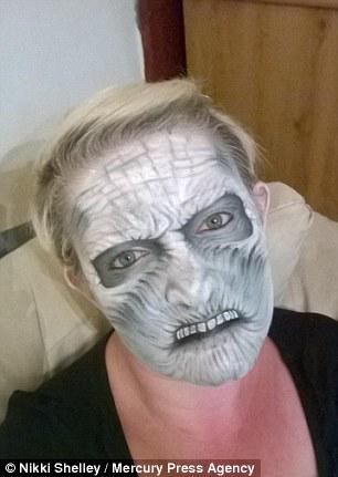 maquillaje terror12
