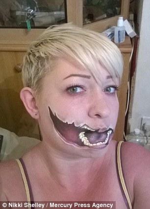 maquillaje terror13