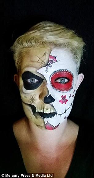 maquillaje terror15
