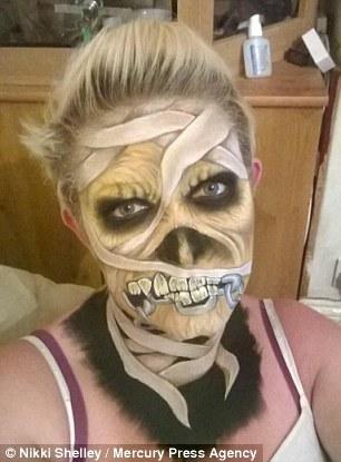 maquillaje terror3