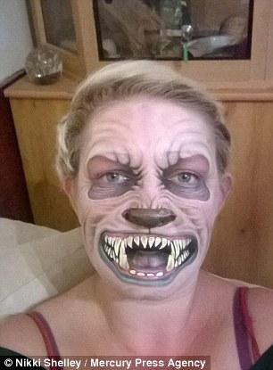 maquillaje terror4