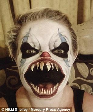 maquillaje terror6