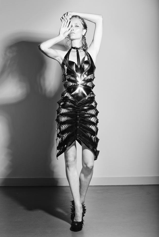 vestidos 3d