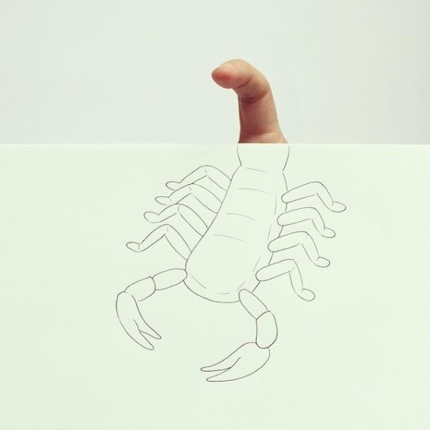 hand-illustrations-finger-art-javier-perez-4-605x605
