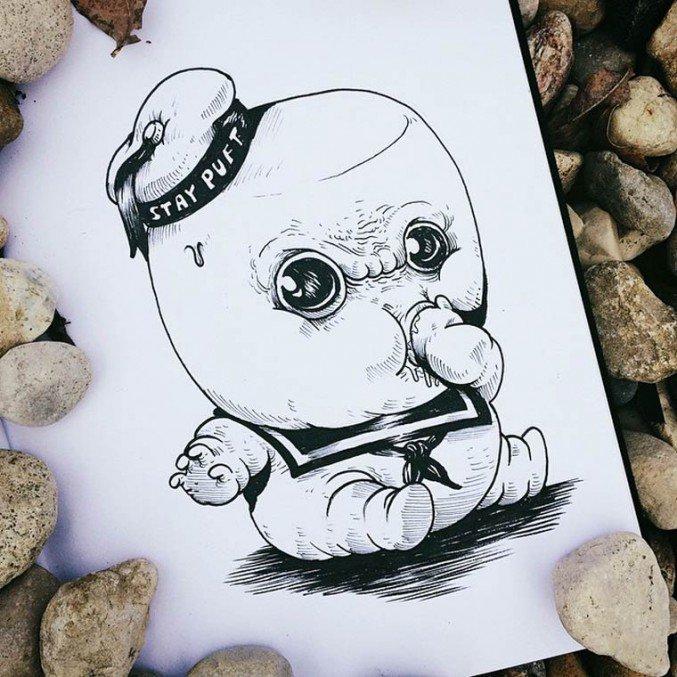 baby-terrors-Alex-Solis-4-677x677