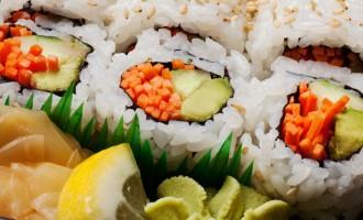 Este niño odia comer sushi, pero ¿y por 10 dólares?