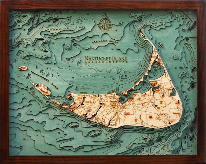 La isla de Nantucket
