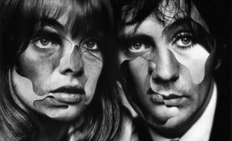 Los collages surrealistas de Matthieu Bourel