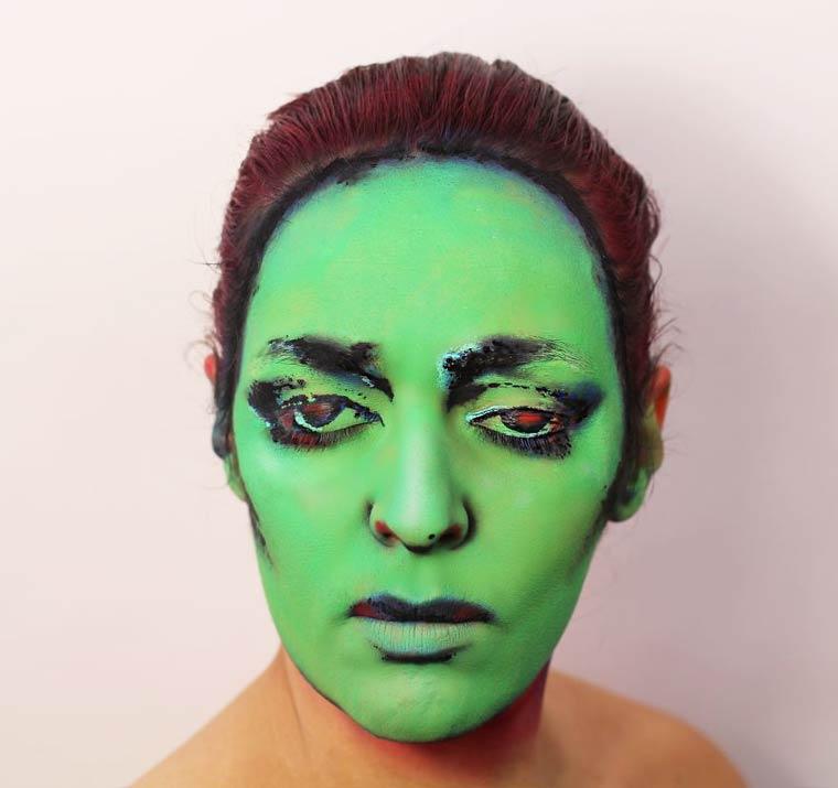 Natalie-Sharp-Album-Covers-body-painting-11