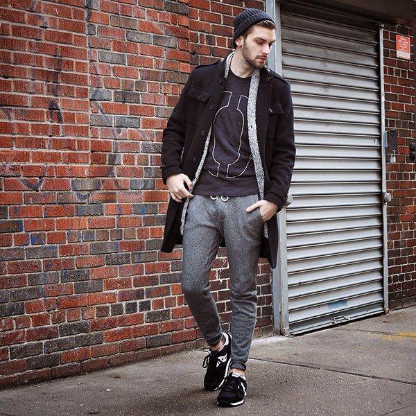 Aprende A Utilizar Los Pantalones Tipo Jogger Caracteres