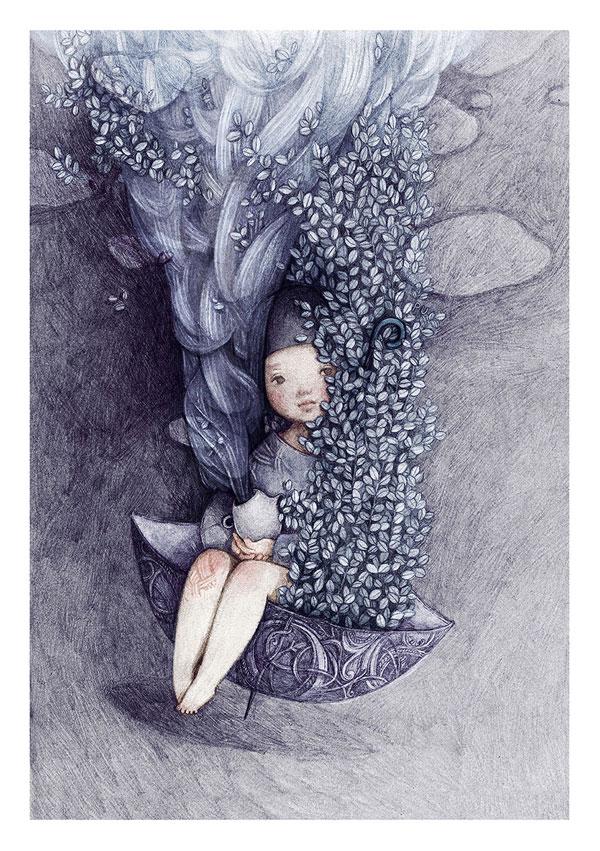 Rain-artwork-for-a-book-cover