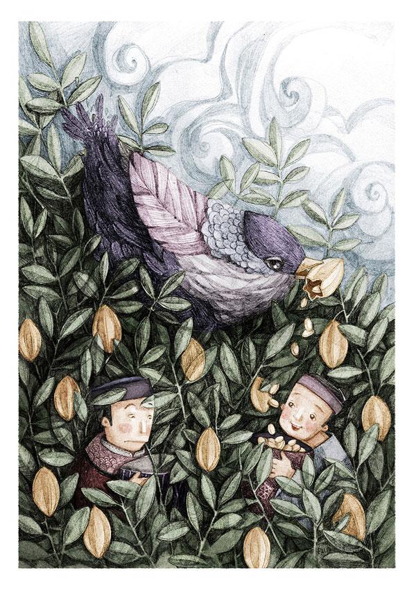 Vietnamese-Fairy-Tale-Star-Fruit-Tree