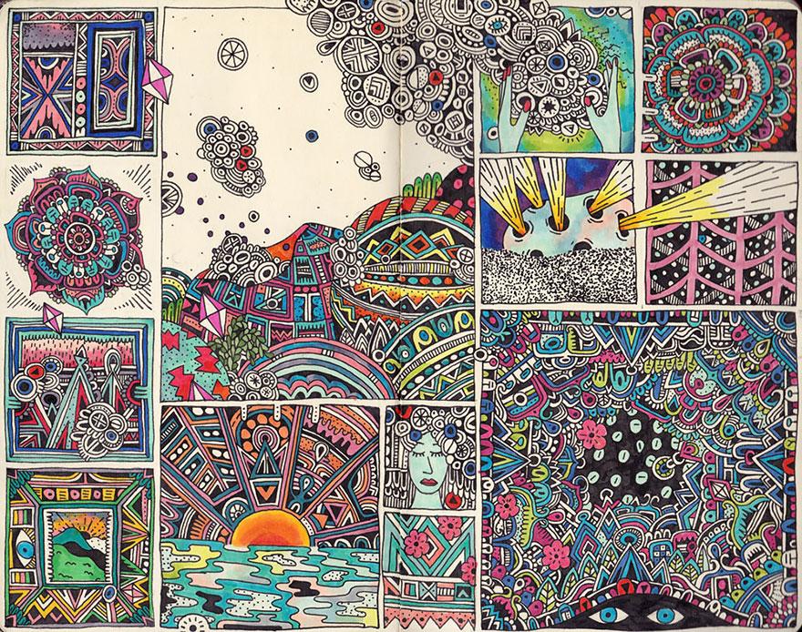 doodles-sketchbook-drawings-sophie-roach-151