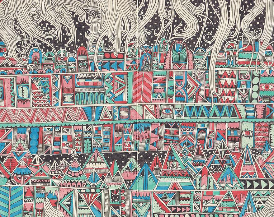 doodles-sketchbook-drawings-sophie-roach-20