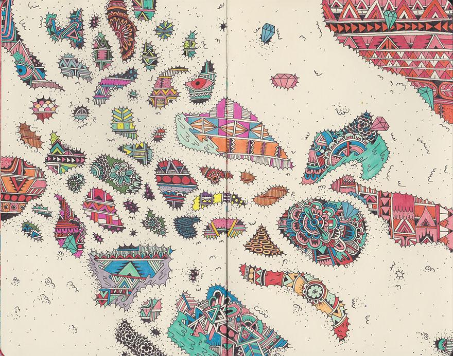 doodles-sketchbook-drawings-sophie-roach-41