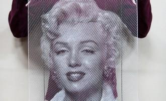 Increíblemente detallados retratos hechos con cortes de papel
