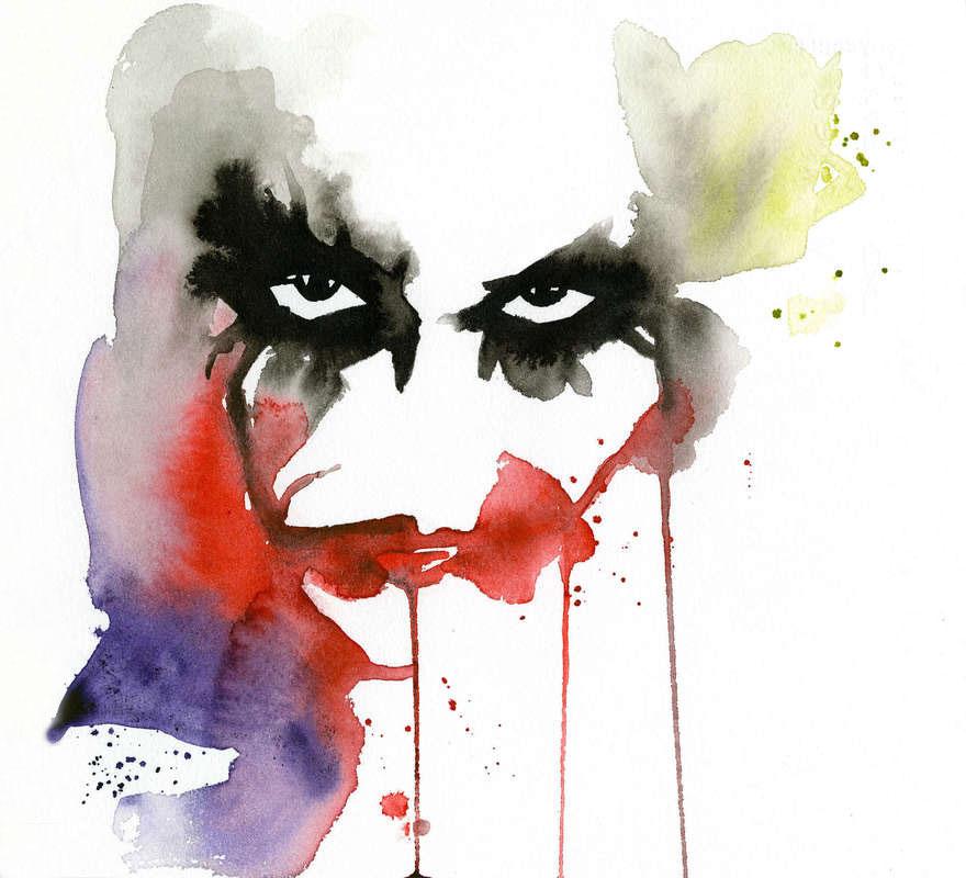 watercolor-super-heroes-paintings-clementine-campardou-blule-2