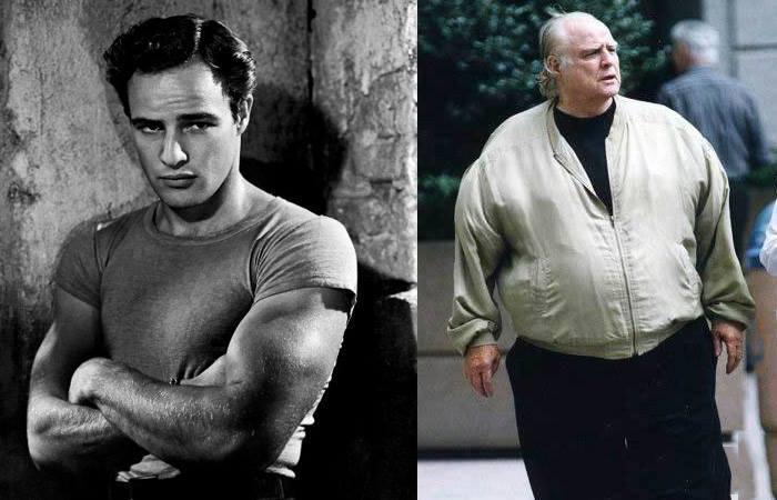 famosos gordos