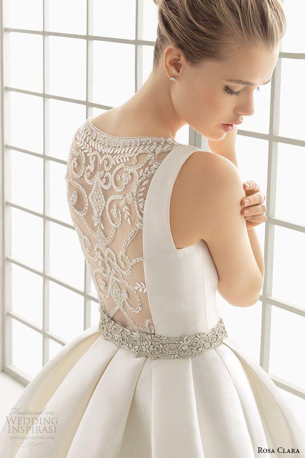 5 trucos para que tu vestido de novia sea perfecto sin salir de tu ...