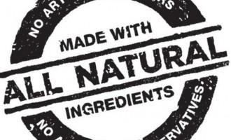 """¿Qué significa que los alimentos digan """"natural"""" en la etiqueta?"""