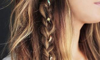 Cómo llevar el pelo suelto pero con estilo en menos de 5 minutos